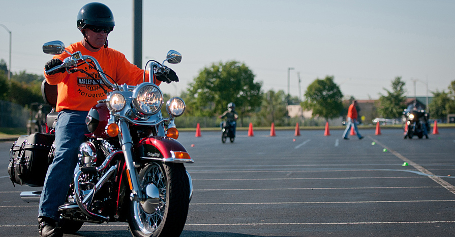 Motorcycle Safety Tips For A Long Trip