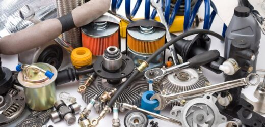 Save Money by Buying Salvaged Parts